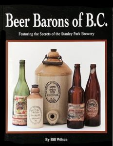 Cover of Beer Barons of BC, by Bill Wilson